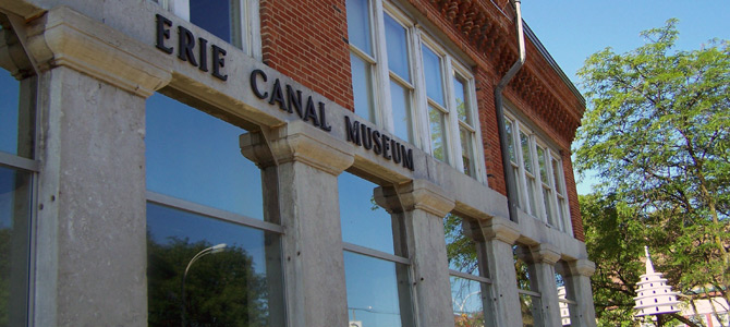 Erie Canal Museum Reopening Survey
