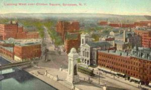 Downtown Syracuse Heritage Area Walking Tour