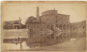Salt mill, Syracuse, NY