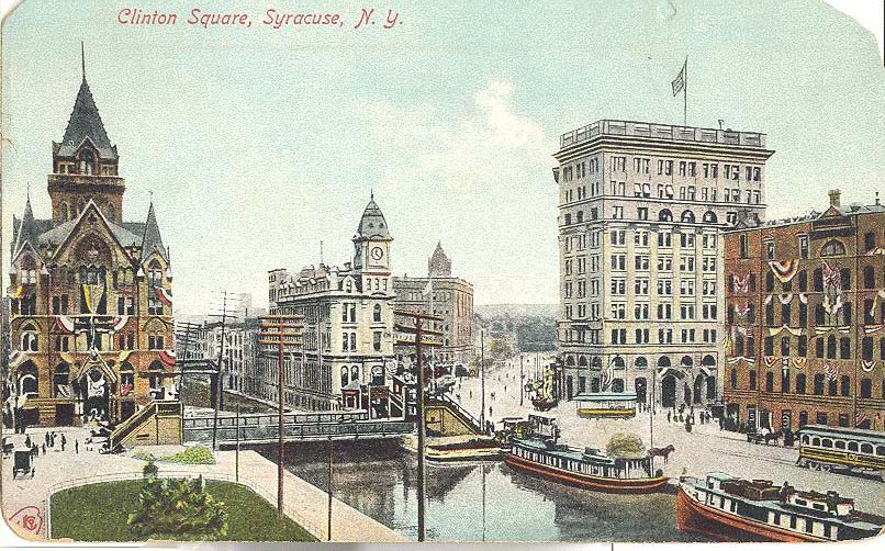 Curator Talk: Erie Canal Postcards