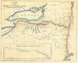 Mapping David Vaughan's New York