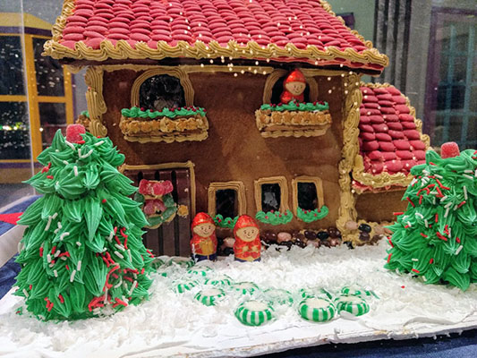 Congratulations, Gingerbread Bakers!