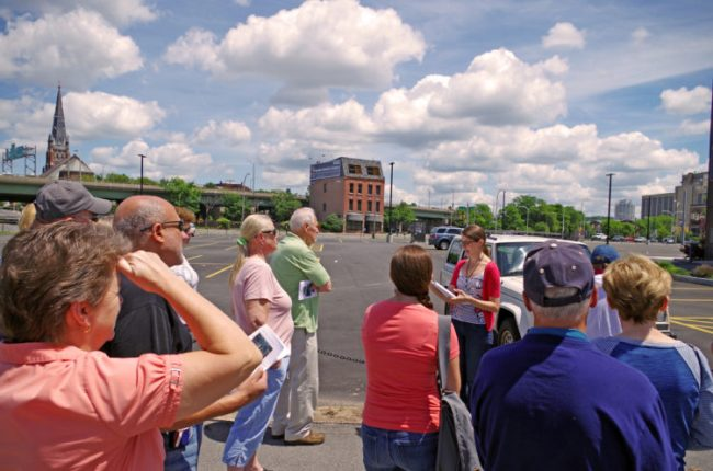 Downtown Syracuse Erie Canal Walking Tour