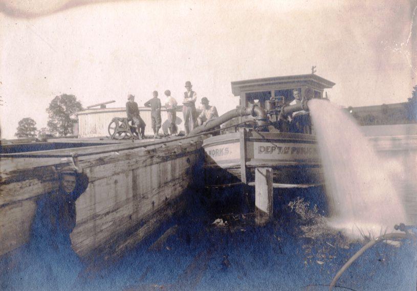 Quarantine Coffee Hour: 19th Century Kids on the Canal
