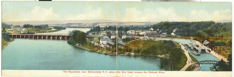 The Divisive Ditch: Early Perceptions of the Erie Canal