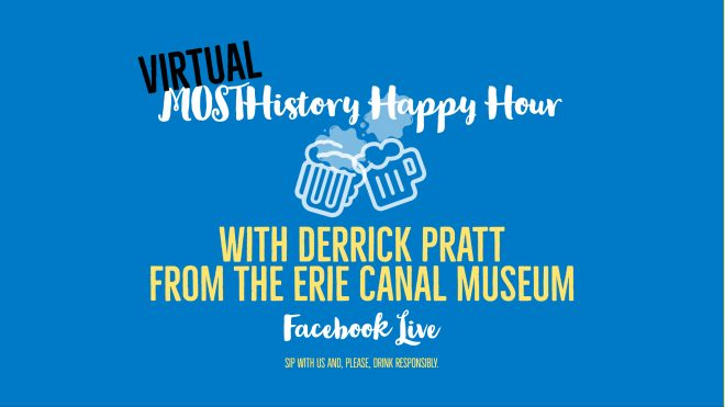 Virtual MOSTHistory Happy Hour: Water & Canal Systems