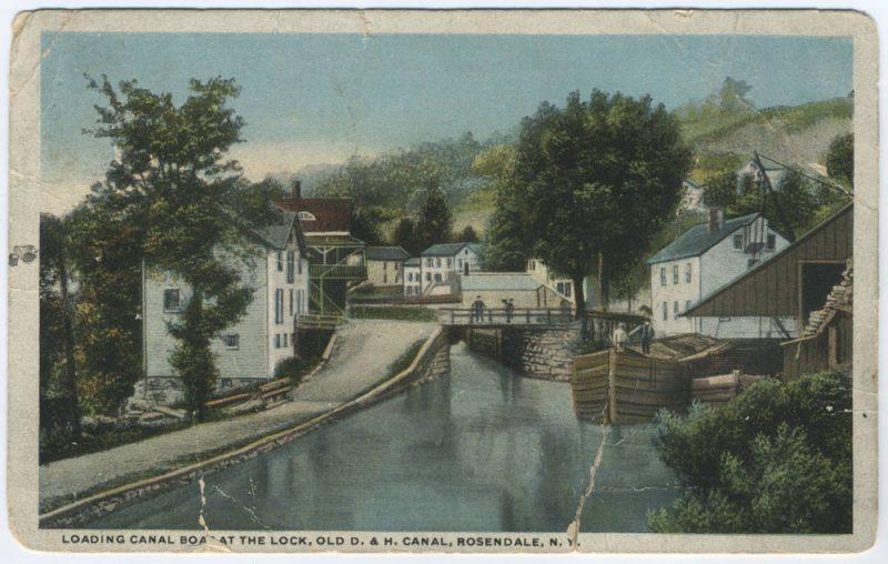 Immigrants and the D&H Canal