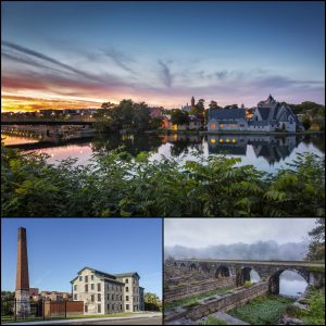 An Erie Canal Odyssey Photo Exhibit