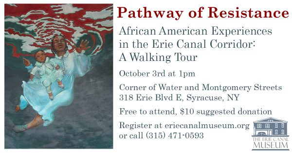 Pathway of Resistance Walking Tour