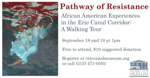 Pathway of Resistance Walking Tour